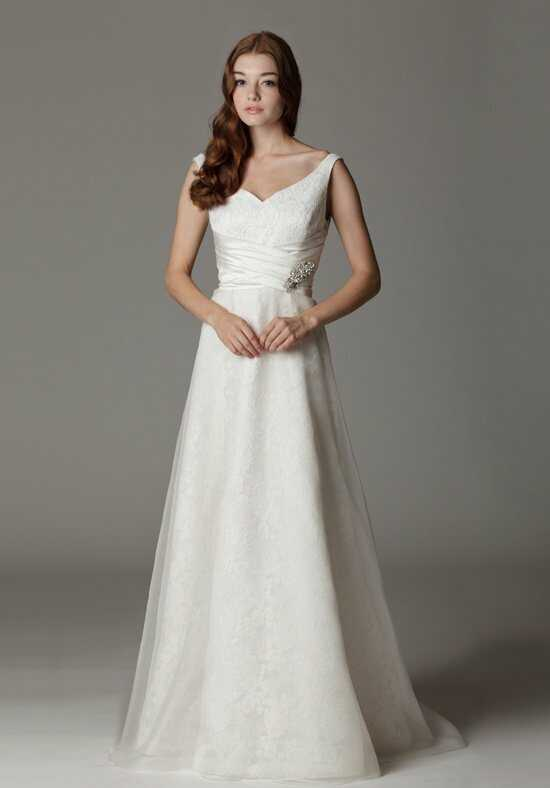 Aria Jeanette A-Line Wedding Dress
