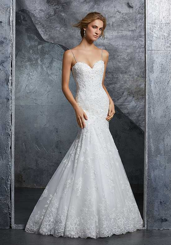 Morilee by Madeline Gardner Kenzie/ 8210 Mermaid Wedding Dress