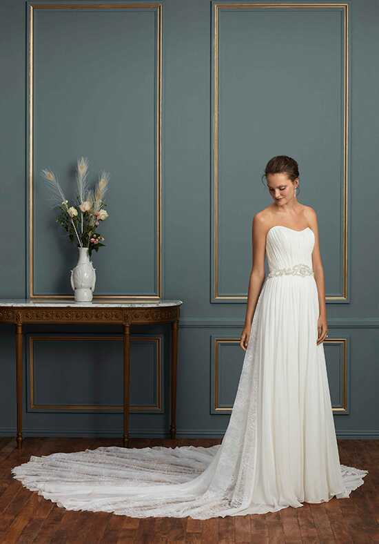 Amaré Couture by Crystal Richard C118 Sofia A-Line Wedding Dress