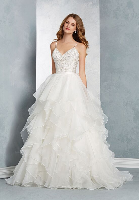 alfred angelo signature bridal collection 2632 2643 ball gown wedding dress