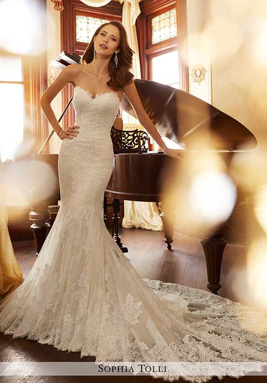 Sophia Tolli Y11728 Jacqui Mermaid Wedding Dress