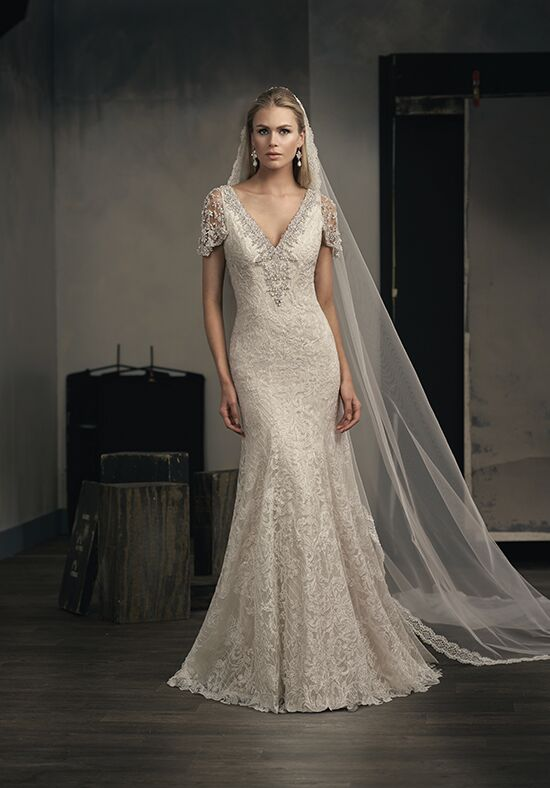 Jasmine Couture T192055 Mermaid Wedding Dress