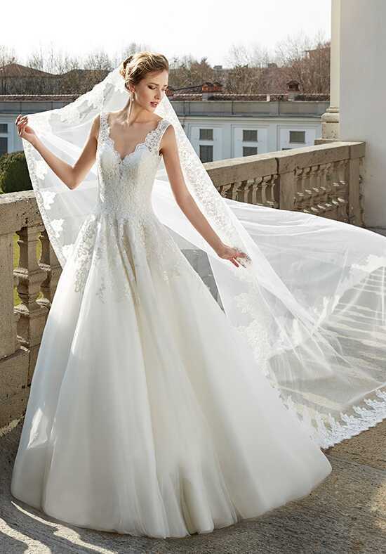 Eddy K EK1099 Ball Gown Wedding Dress