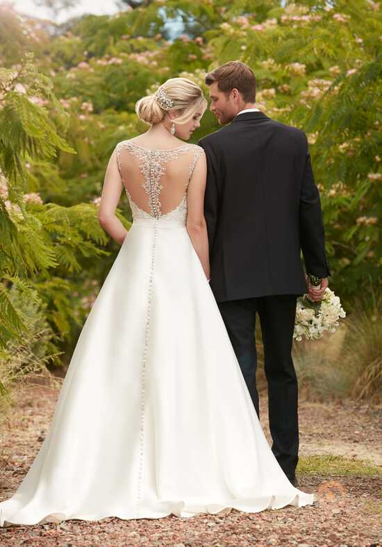 Essense of Australia D2293 A-Line Wedding Dress