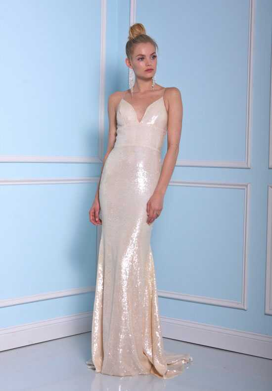 Christian Siriano for Kleinfeld BSS17-17011B Sheath Wedding Dress