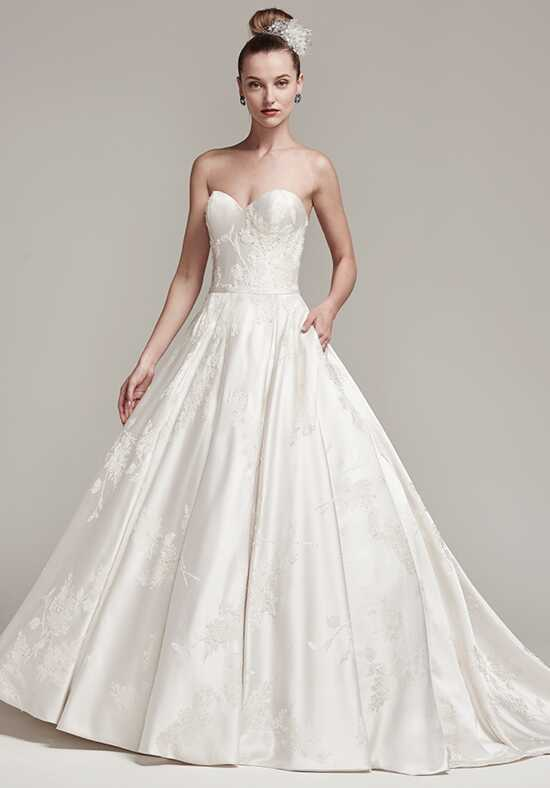 Sottero and Midgley Essex Ball Gown Wedding Dress