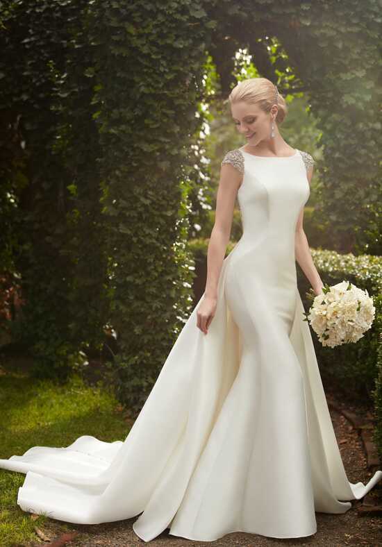 Martina Liana 843 Sheath Wedding Dress