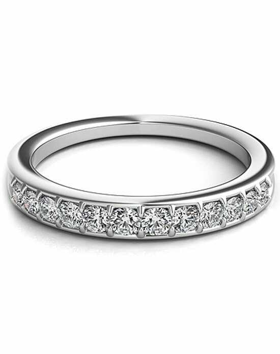 Since1910 SNTWB3 White Gold Wedding Ring