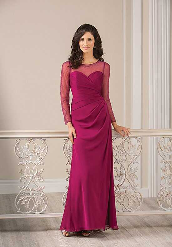 Jade J185013 Red Mother Of The Bride Dress