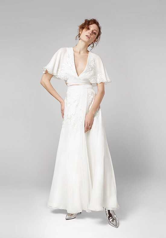 Fame and Partners Bridal Collection Sylvie A-Line Wedding Dress