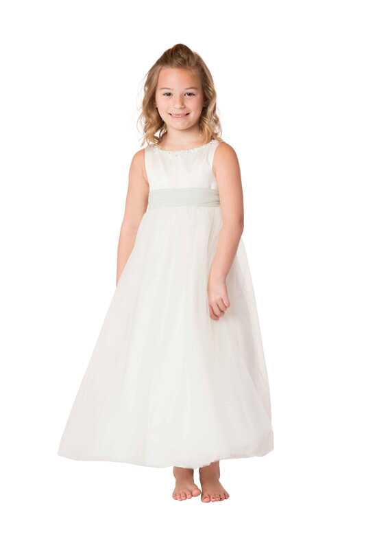 Bari Jay Flower Girls F6717 Flower Girl Dress photo