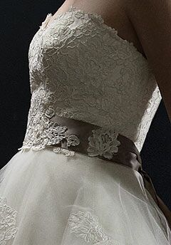 Anne Barge 612 Ball Gown Wedding Dress