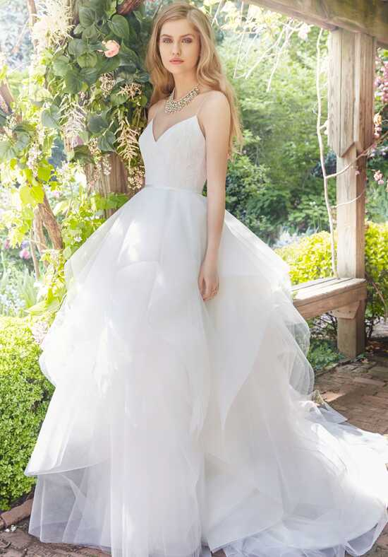 Alvina Valenta 9659 Ball Gown Wedding Dress