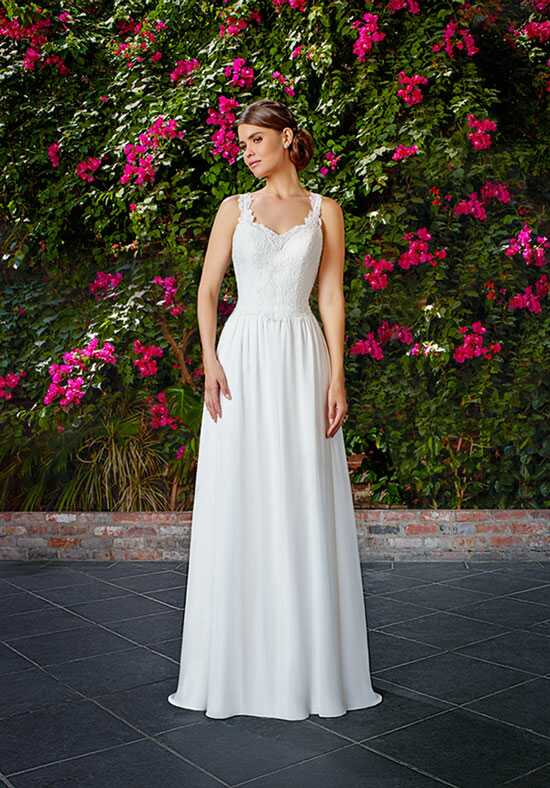 Moonlight Tango T765 A-Line Wedding Dress