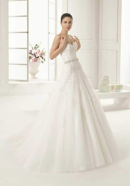 Two by Rosa Clará ELI A-Line Wedding Dress