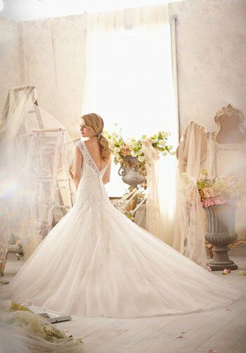 Morilee By Madeline Gardner 2619 Wedding Dress