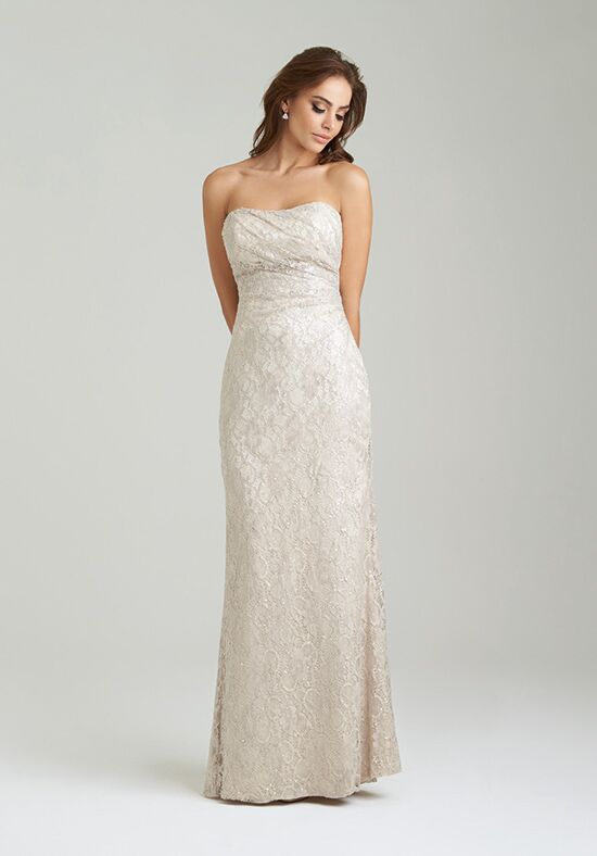 Allure Bridesmaids 1457 Sweetheart Bridesmaid Dress