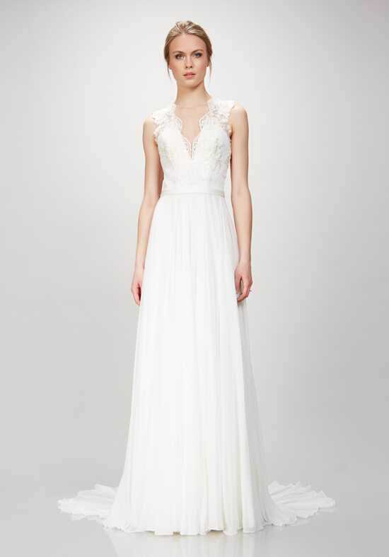 THEIA Alicia A-Line Wedding Dress