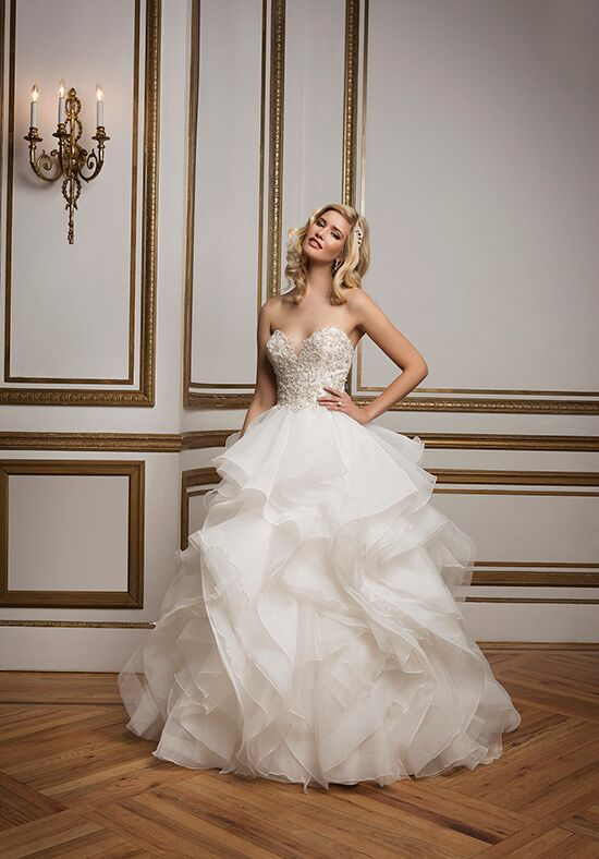 Justin Alexander 8845 Ball Gown Wedding Dress