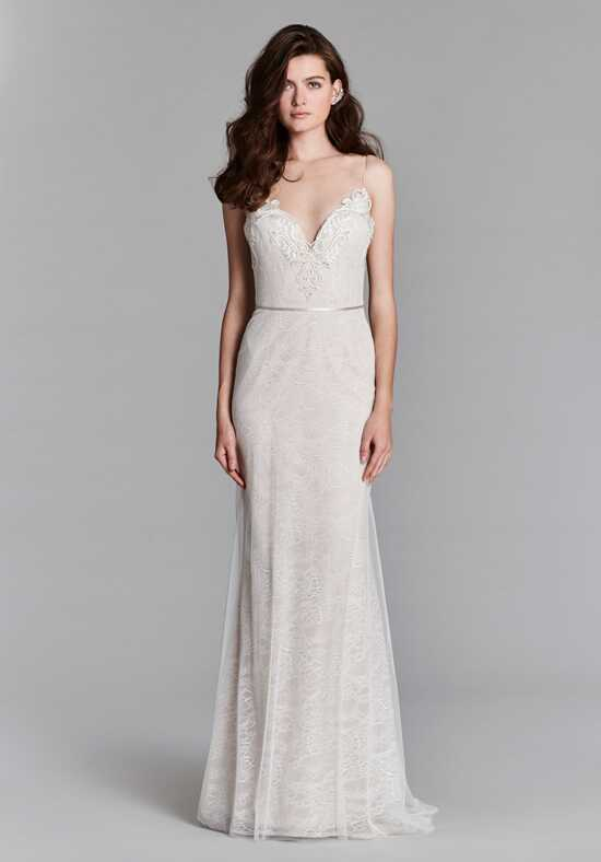 Jim Hjelm 8705 Sheath Wedding Dress