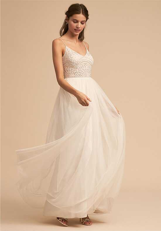 BHLDN Violetta Dress A-Line Wedding Dress