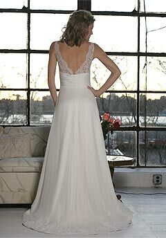 Janet Nelson Kumar D519 Elysee A-Line Wedding Dress