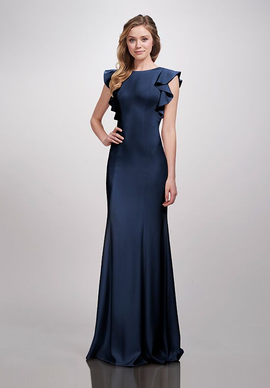 THEIA Bridesmaids Selena Bateau Bridesmaid Dress