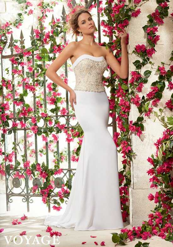 Morilee by Madeline Gardner/Voyage 6791 A-Line Wedding Dress