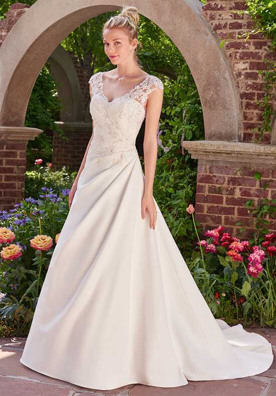 Rebecca Ingram Sigrid A-Line Wedding Dress