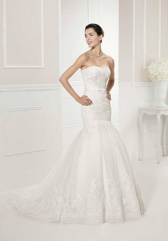 Alma Novia FIONA Mermaid Wedding Dress