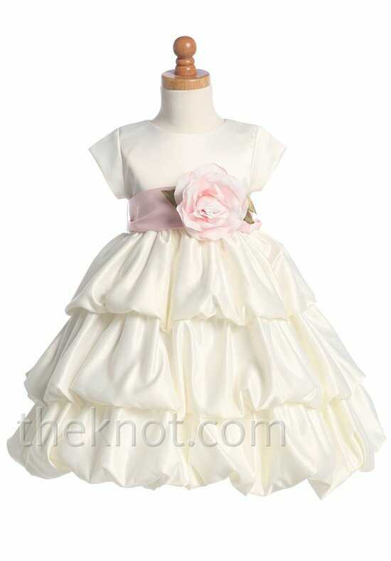 Pink Princess BL204 Flower Girl Dress photo