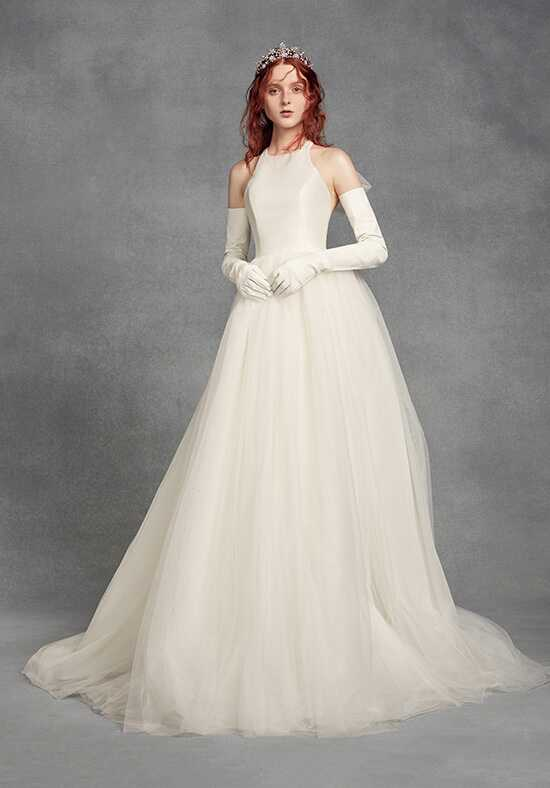 White by Vera Wang VW351419 Ball Gown Wedding Dress
