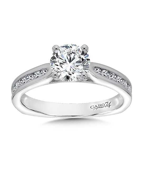 Caro 74 CR184W Engagement Ring photo