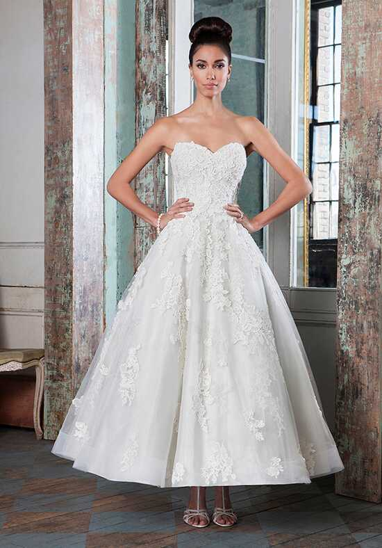 Justin Alexander Signature 9800 Ball Gown Wedding Dress