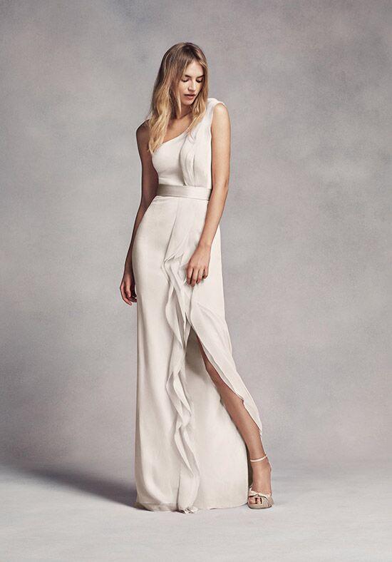 ac616657390 Vera Wang One Shoulder Bridesmaid Dresses 2018 – Fashion dresses