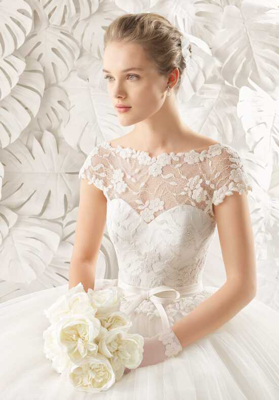 Rosa Clará Neida Ball Gown Wedding Dress