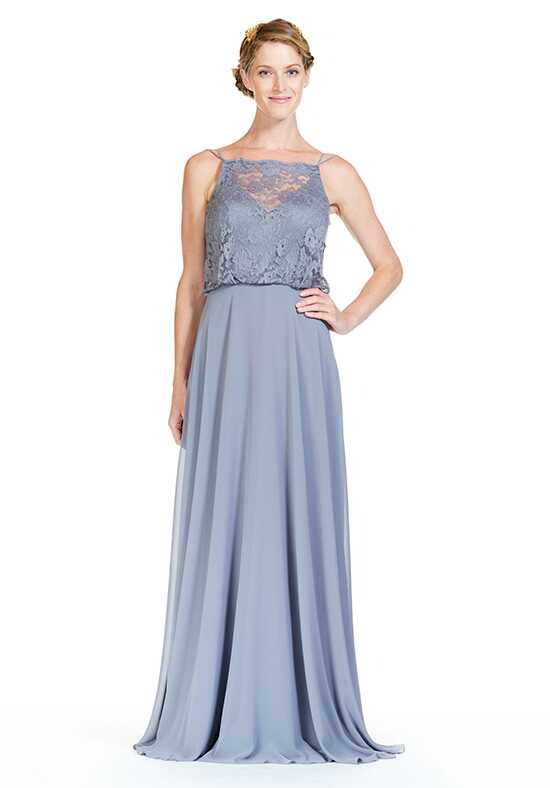 Bari Jay Bridesmaids BC-1837 Illusion Bridesmaid Dress