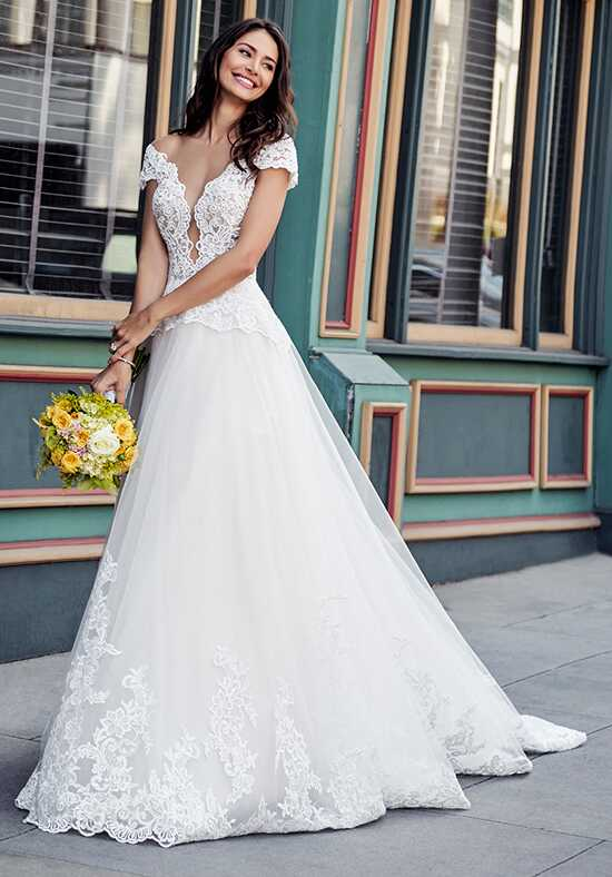 KITTYCHEN RAYNA, H1881 A-Line Wedding Dress