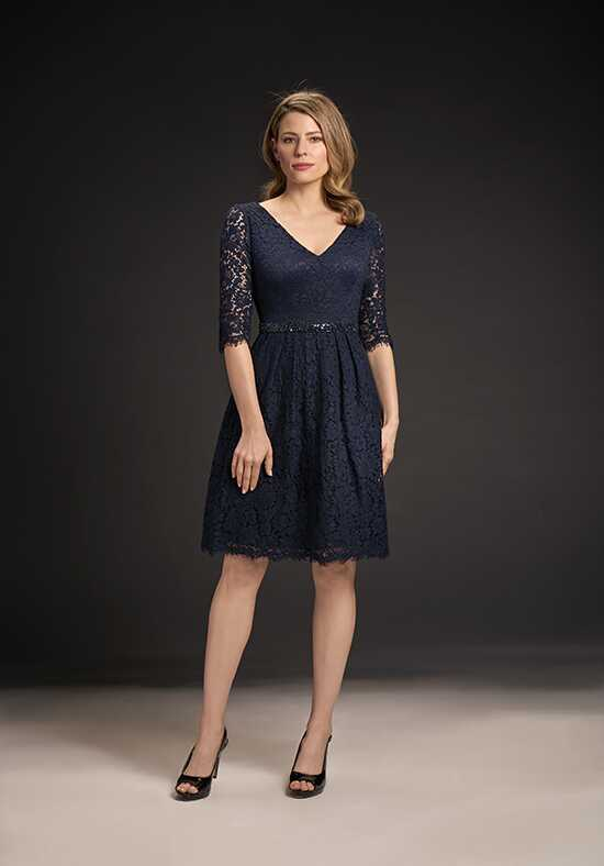 Jasmine Black Label M190058 Blue Mother Of The Bride Dress