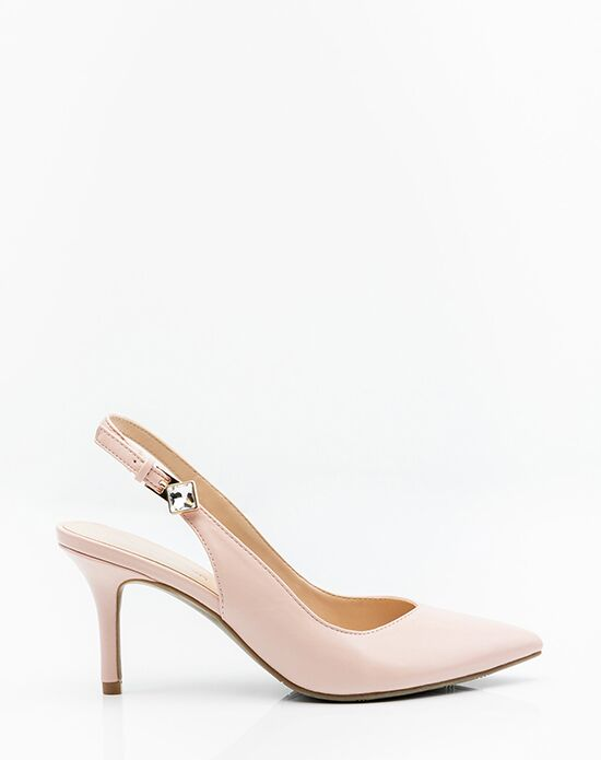 LE CHÂTEAU Wedding Boutique SHOES_362052_334 Black, Gold, Ivory, Pink, White, Champagne Shoe