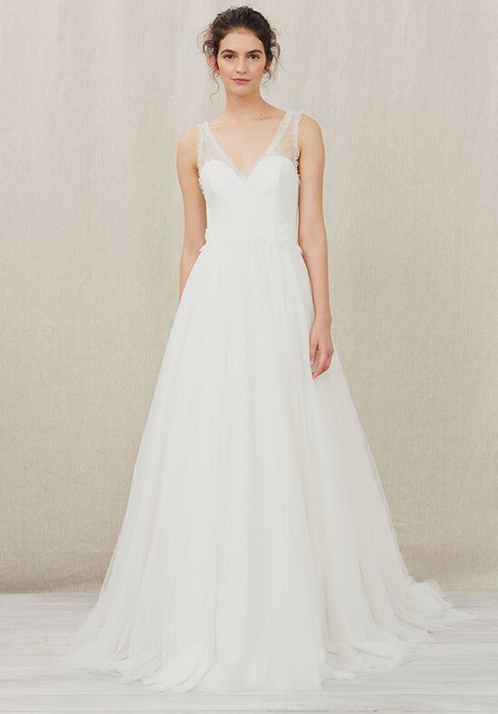 Christos Beatrice Ball Gown Wedding Dress