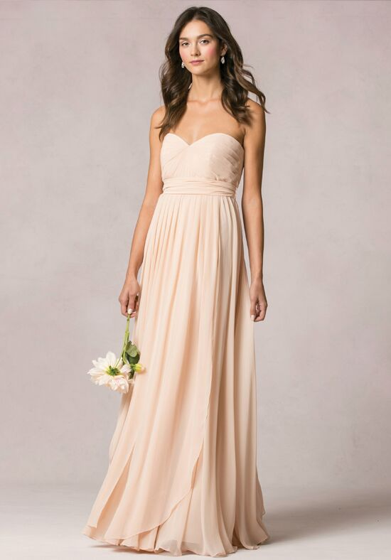 Jenny Yoo Collection (Maids) Mira Sweetheart Bridesmaid Dress