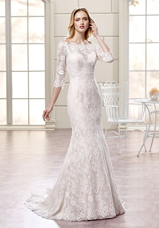 Eddy K 78008 Sheath Wedding Dress