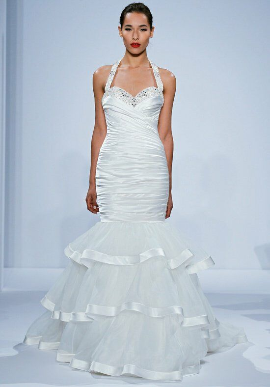 Dennis Basso for Kleinfeld 14015 Wedding Dress - The Knot