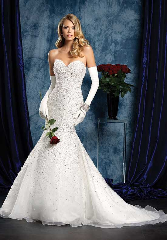 Alfred Angelo Sapphire Bridal Collection 967 Wedding Dress photo