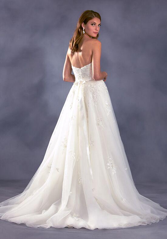 Alfred Angelo Disney Fairy Tale Weddings Bridal Collection 281 A Line Wedding Dress