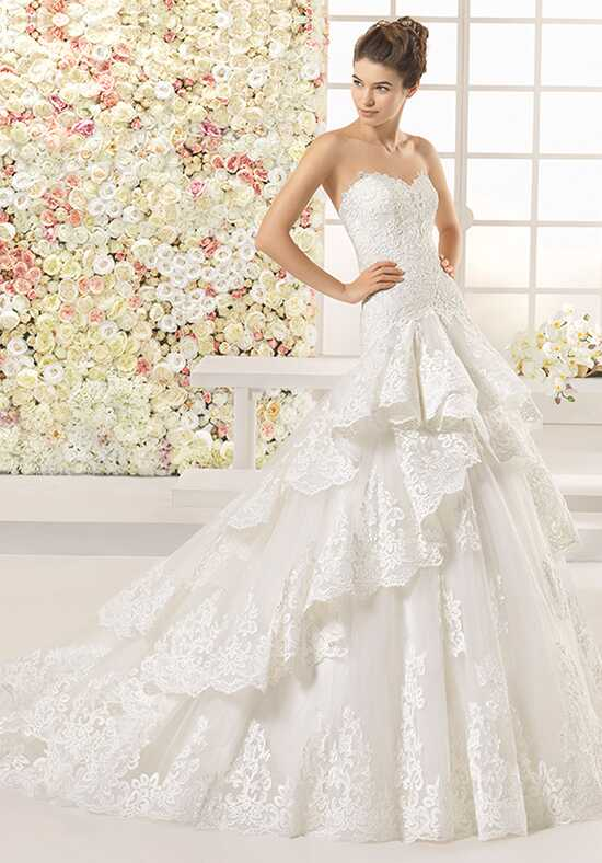 Aire Barcelona Cavo Ball Gown Wedding Dress