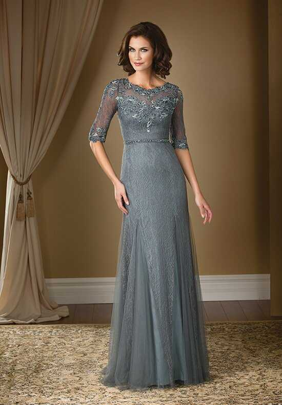 Jade Couture K178009 Gray Mother Of The Bride Dress