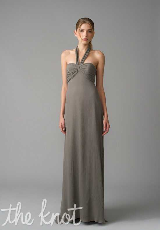 Monique Lhuillier Bridesmaids 450008 Halter Bridesmaid Dress