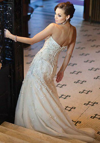 Kenneth Winston 1445 Mermaid Wedding Dress